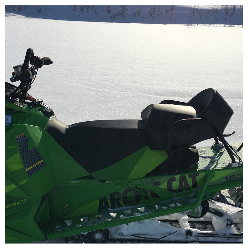 Click-on dyna Arctic Cat Hardcore